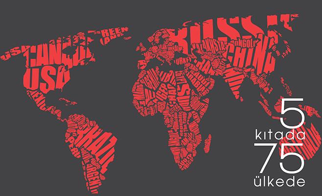 Vesbo Continents
